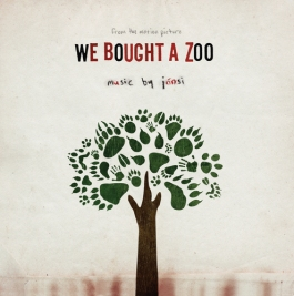 Jonsi We Bought a Zoo cover