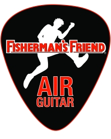 SFisherman's friend Air Guitar