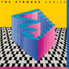 The Strokes - Angles cover