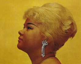 Goodbye Etta James