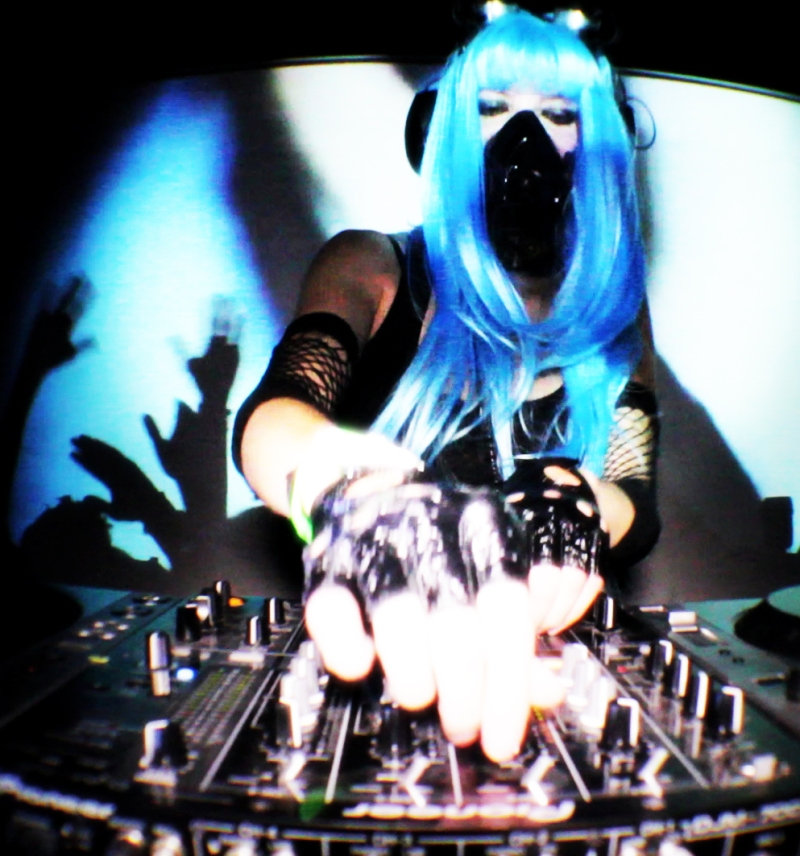 tendenza dubstep morgana blue freedom