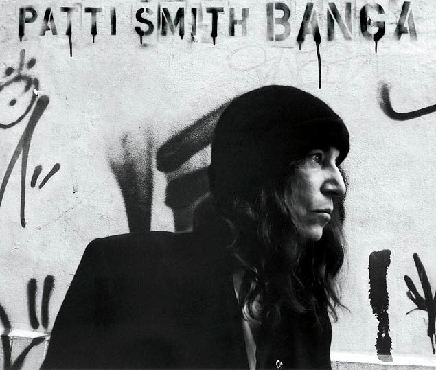 Patti Smith Banga Tour