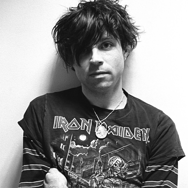 Californication ost Ryan Adams Iron Maiden
