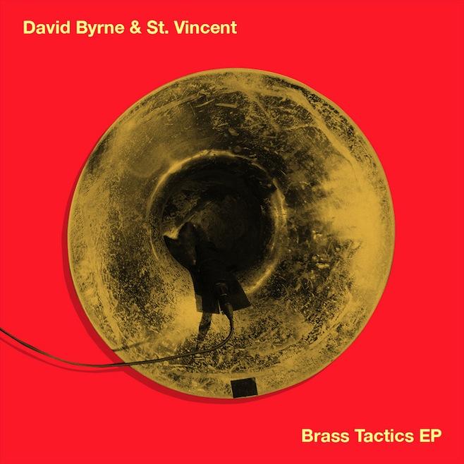 brass tactics david byrne saint vincent ep