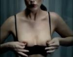 Paola Iezzi nuda