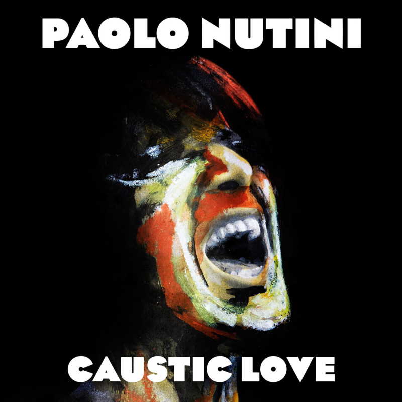 paolo nutini caustic love (black) - cover