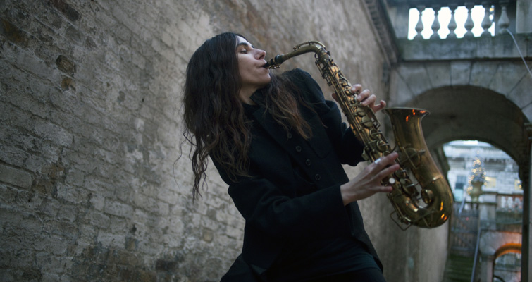 pj harvey recording in progress somerset